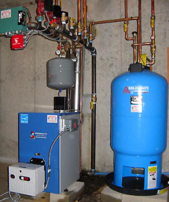 Home Heating Efficiency Upgrade